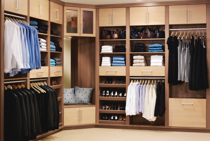Attirant Custom Closet Organization Systems