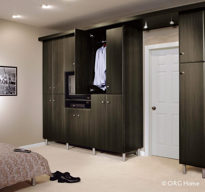 Home Decor Large Size Awesome Small Master Bedroom Design With Cherry Wood Closet In Beautiful