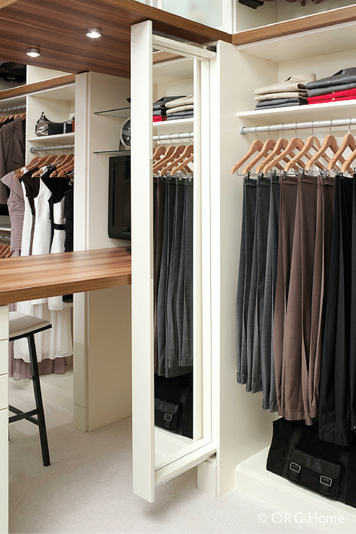 Do It Yourself Home Design: 7 Factors To Choose Laminate Closet Organizer Or Wire Shelving