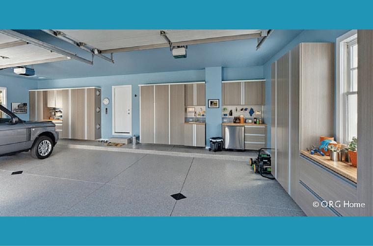 How to use 7 garage storage zones to unlock hidden space