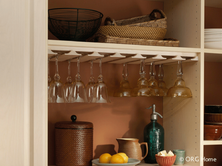 wine storage in a kitchen pantry upper arlington ohio