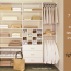 7 Magical Tips to Combine Two Closets into One on a Tight Budget