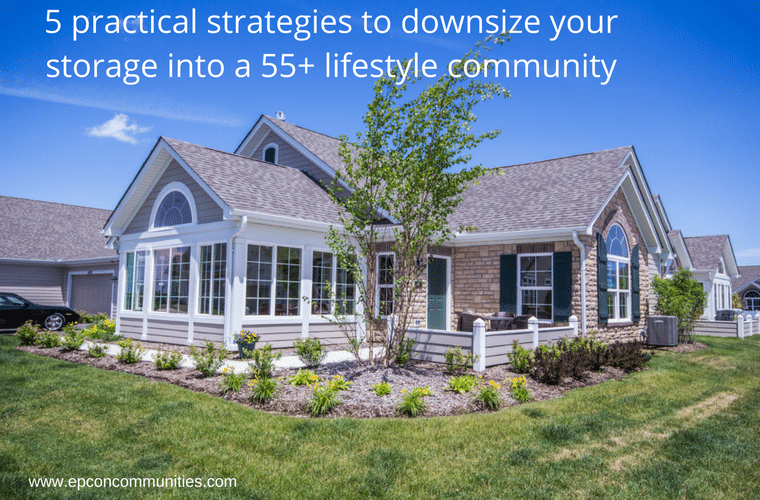 5 practical strategies to downsize your storage for a 55+ community - Innovate Home Org Columbus