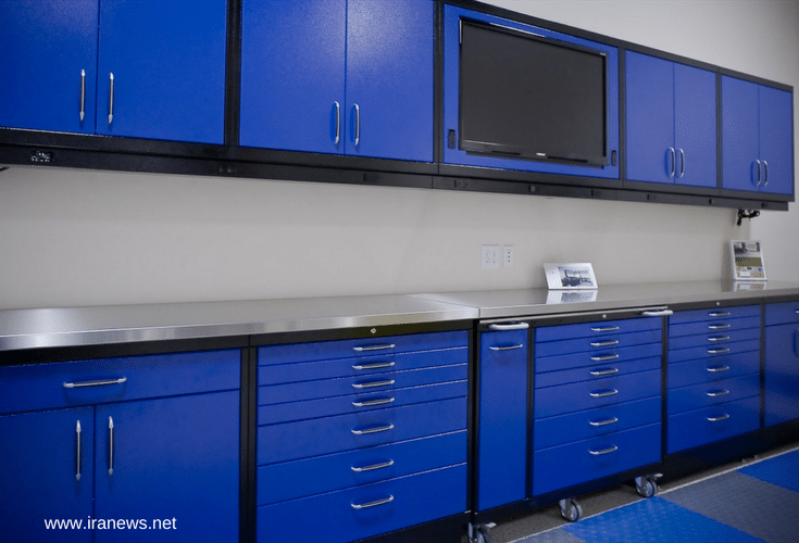 Rolling metal garage cabinets | Innovate Home Org Columbus Ohio