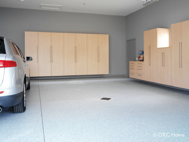 Compare Wood Vs Metal Garage Cabinetry
