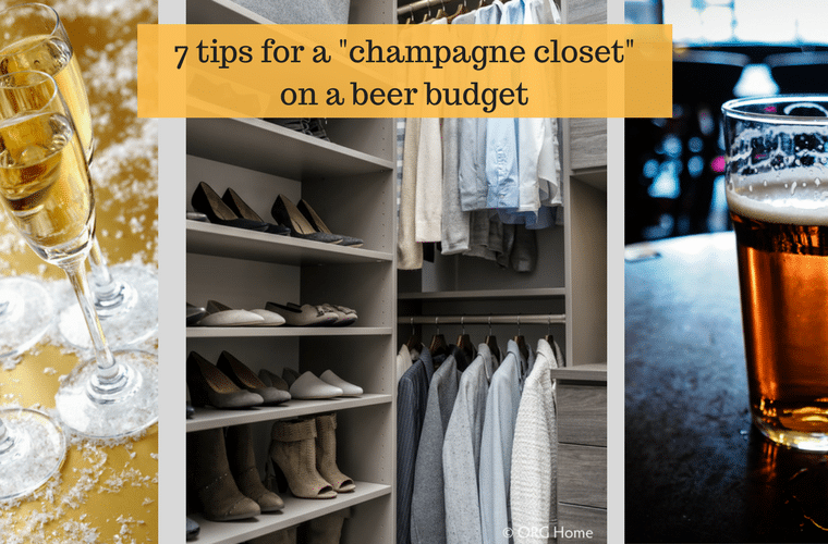 7 tips for a champagne shower on a beer budget - Innovate Home Org Columbus Ohio