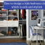 How to design a kids bedroom closet which is safe and stylish