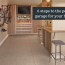 6 steps to the perfect garage for your hobbies (creating a space all for you)