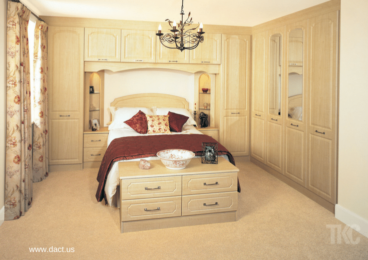 Columbus Custom Fitted Built In Bedroom Wardrobes for ...