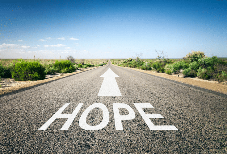 Hope as a New Years Wish for a Better Road Ahead in 2018 Mike Foti Innovate Home Org Columbus Ohio
