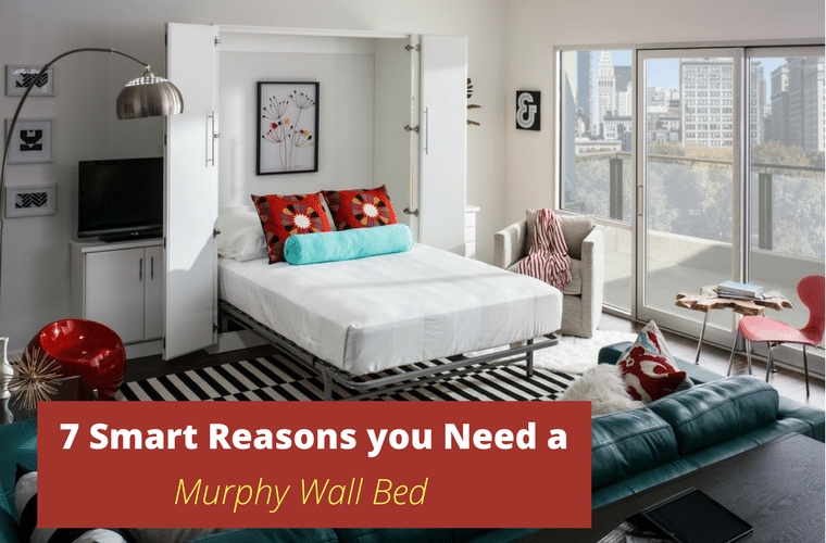 7 Smart Reasons You Need a Murphy Wall Bed | Innovate Home Org Columbus Ohio