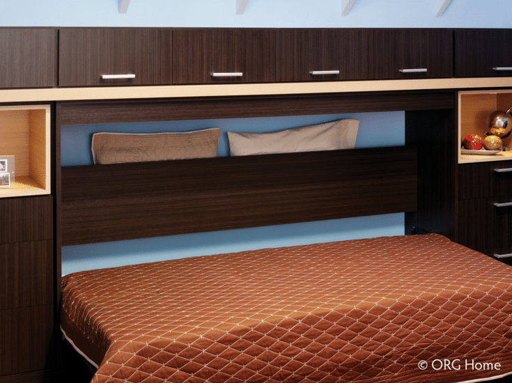 Fold away Murphy bed for grandkids | Innovate Home Org Columbus Ohio