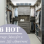 6 Hot Storage Ideas for a Downtown Loft Apartment
