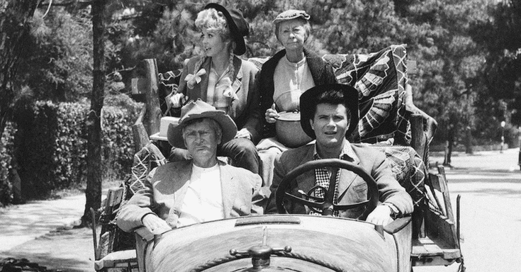 Beverly Hillbillies - Off The Grid