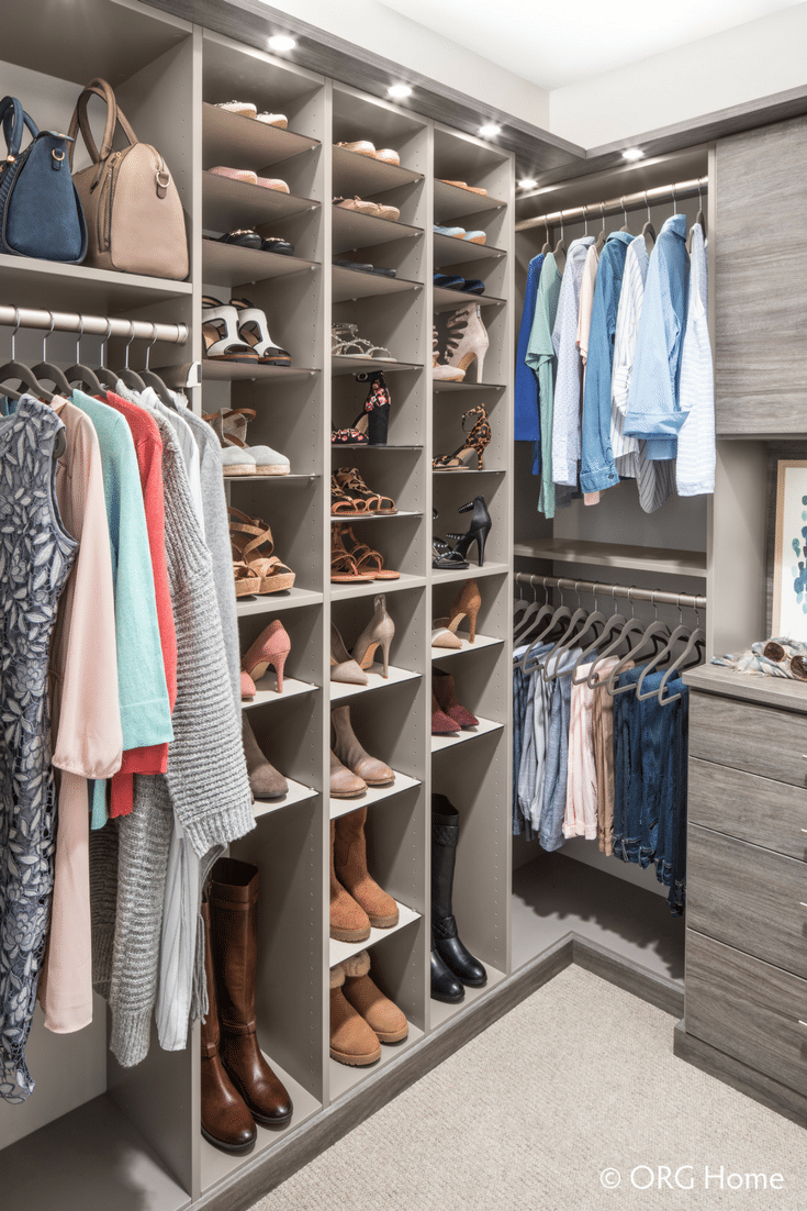 Dream Closet For New Home | Innovate Home Org | #DublinOhio #DreamCloset  #ExpensiveClosets