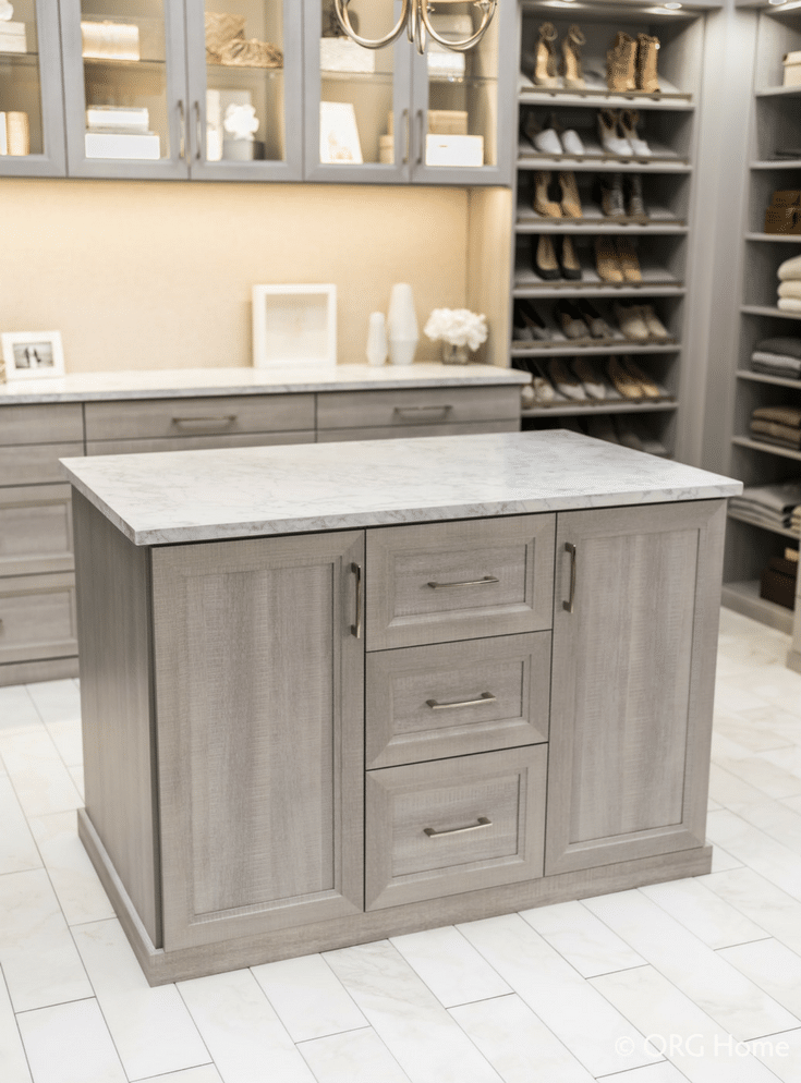 Shaker Style Cabinets | Innovate Home Org | #ShakerStyle #Cabinets #StorageTrends