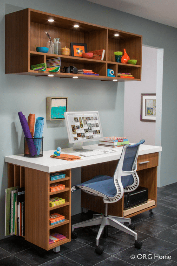 Laundry Room and Craft Room in One | Innovate Home Org | #CraftRoom #LaundryRoom #Organization #Columbus