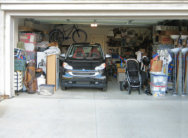 Messy Garage to Cleanup | Consumer Reports | Innovate Home Org | #ColumbusGarage #GarageStorage #CarStorage #MessyGarage