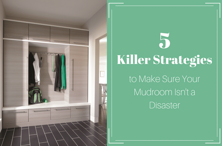 5 Strategies To Make Sure Your Mudroom Isn T A Disaster Innovate Home