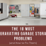 The 10 Most Aggravating Garage Storage Problems (and How to Fix Them)