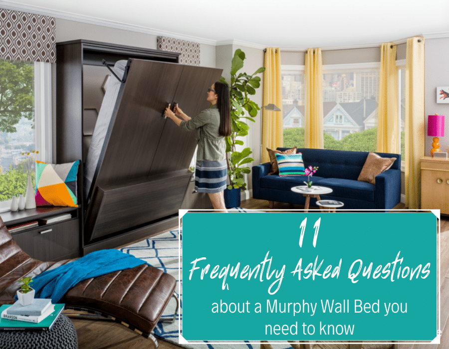 Frequently asked questions about a murphy wall bed everyone needs to know | Innovate Building Solutions | #MurphyBed #WallBed #ColumbusMurphyBed