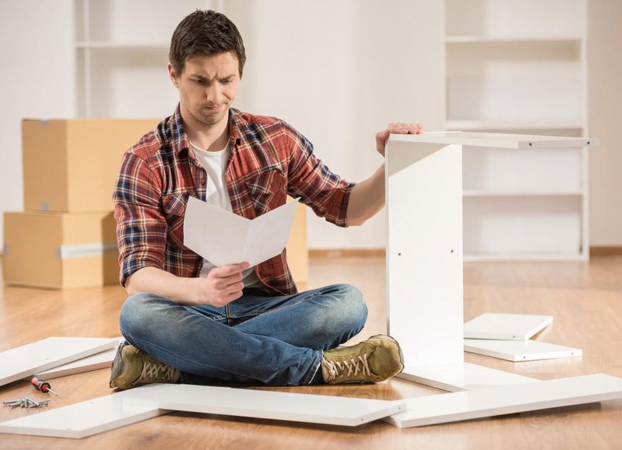 complex closet installation instructions | innovate Home Org | Columbus, OH  | #ClosetInstall #InstallationInstruction #Closetinstaa