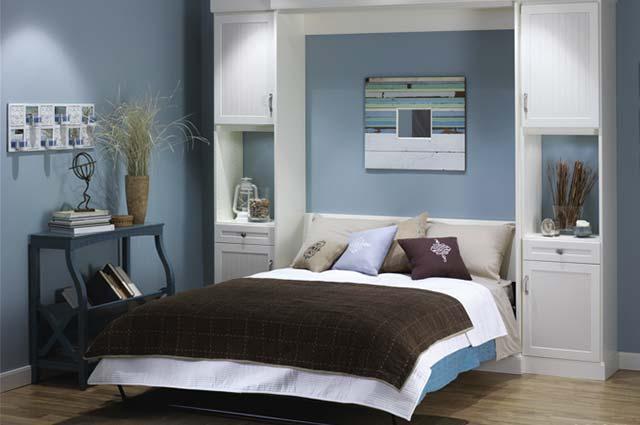 Custom Home Murphy Bed
