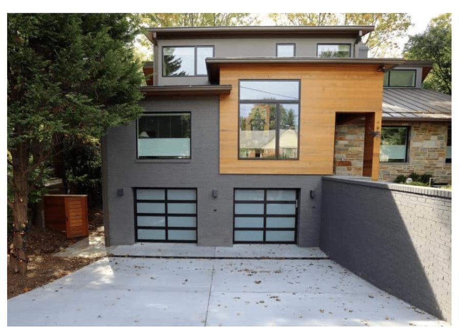 Design flaw 6 modern garage door credit www.overheaddoors.com | Innovate Home Org | #garageDoors #MordenGarage #ColumbusGarage