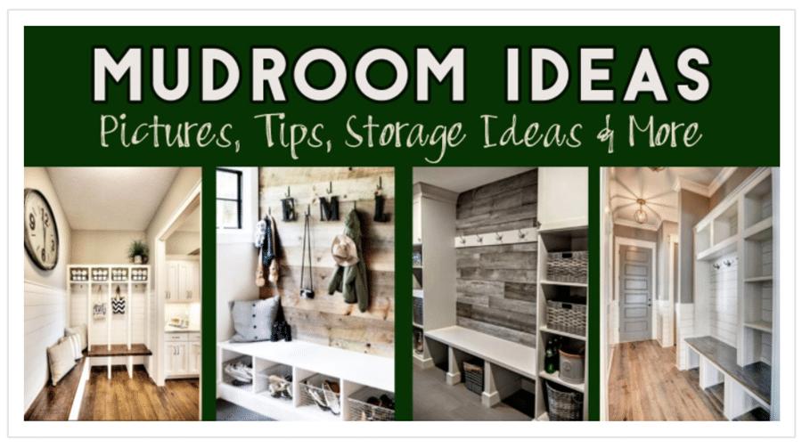Factor 4 DIY mudroom ideas credit www.involvery.com | Innovate Home Org | #MudroomIdeas #EntryWay #StorageOptions #MudroomStorage