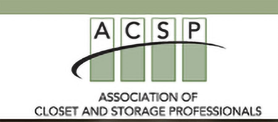 Idea 7 ACSP Association of Closet and Storage Professionals | Innovate Home Org #ACSP #ClosetStorage #HomeOrganization