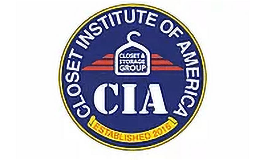 Idea 7 Closet Institute of America logo www.closetinstitute.org| Innovate Home Org #Closet #CIA #ClosetInstitute
