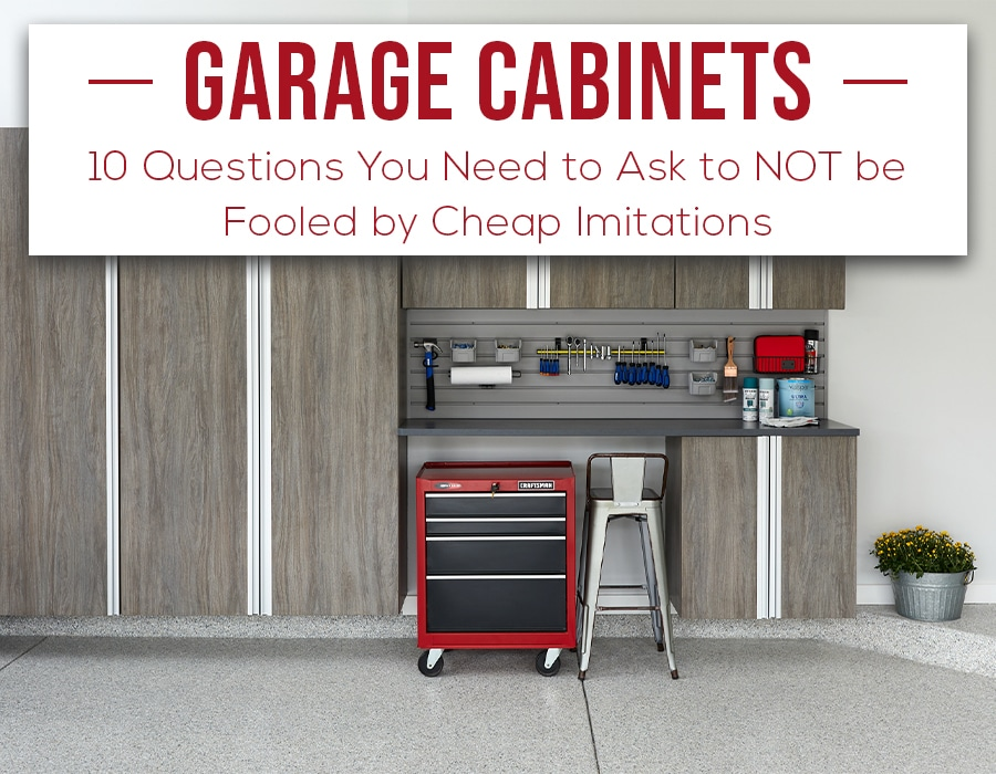 Opening - 10 questions you need to ask about garage cabinets by Innovate Home Org | Columbus, OH #StorageSolutions #GarageCabinets #StorageCabinets