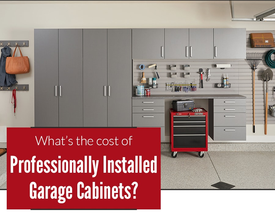 Opening What's the cost of professionally installed garage cabinets Columbus Ohio | Innovate Home Org #ColumbusClosets #ColumbusGarage #Garagestorage