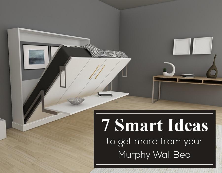 Pinterest 7 smart ideas get more Murphy wall bed | Innovate Home Org