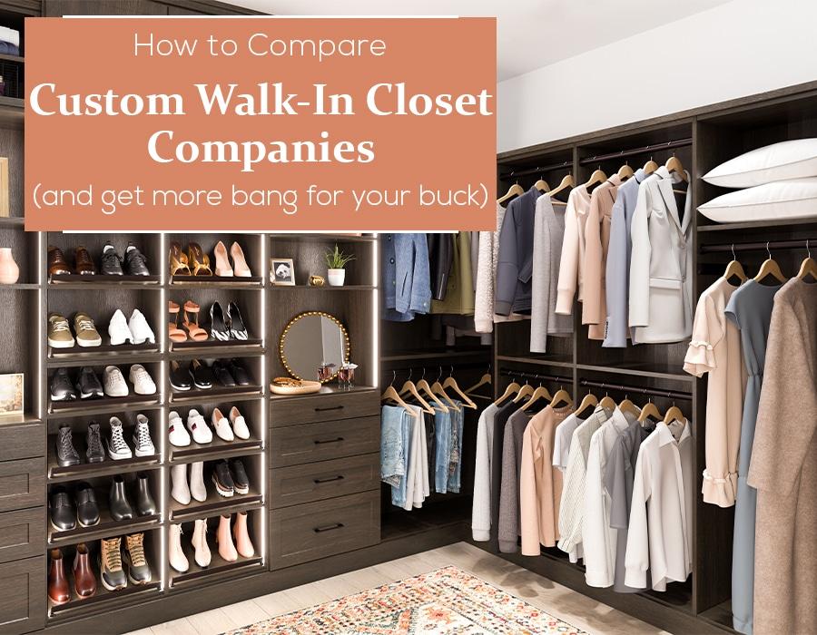 Opening How to Compare Columbus Custom Closet Companies | Innovate Home Org #HomeRemodel #CLosetDesign #customdesign